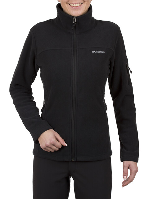 Columbia Fast Trek II Jacket Women black